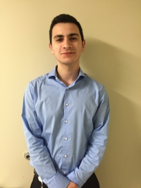 Joseph D'Alleman Intern Series Profile Picture