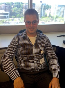 Nathaniel Zogby  Intern Profile Series Picture 3
